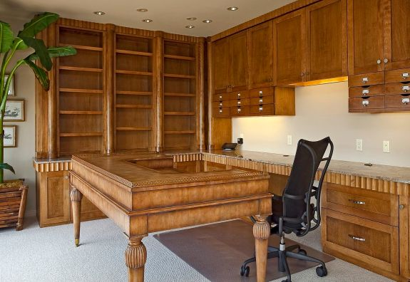 LaTour penthouse office