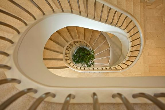 LaTour penthouse stairs