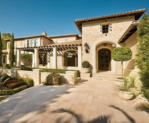 Lance Armstrong Austin Home