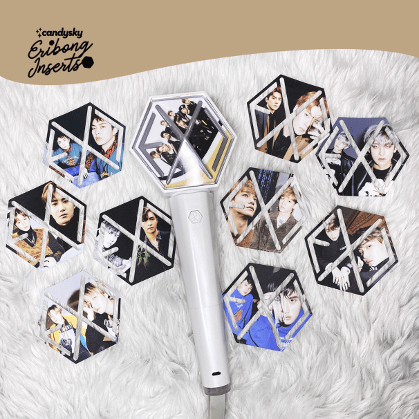 EXO Eribong Inserts: Tempo Collection
