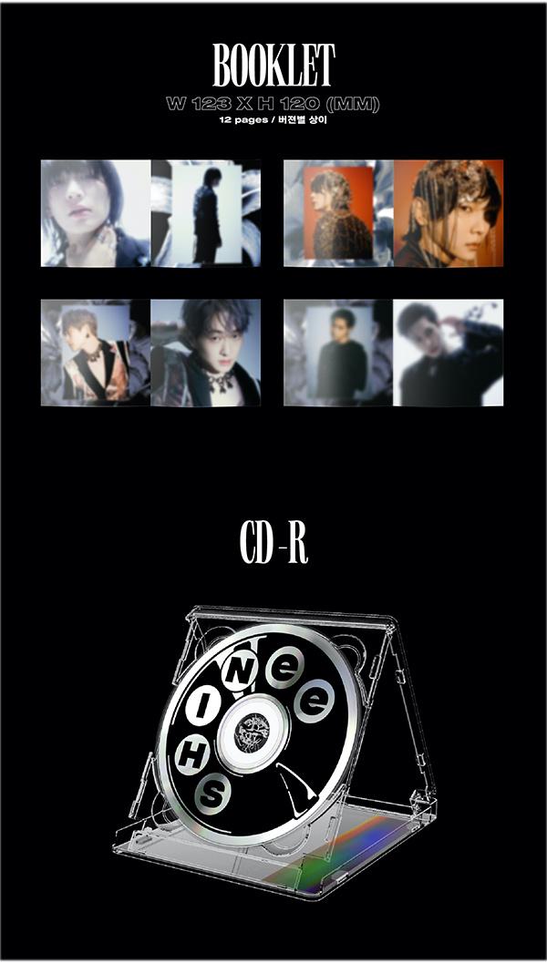 "SHINee 7th Album ""Don't Call Me"" Jewel Case Ver. DETAILS#2"