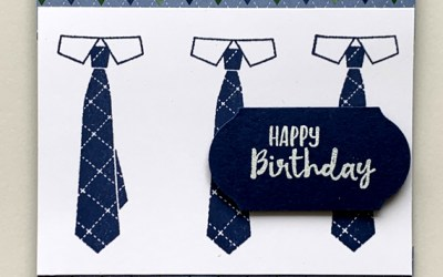 Well Dressed Birthday Card