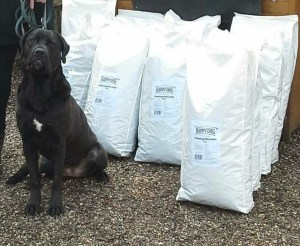 Happy Dog Uk's donation to the rescue