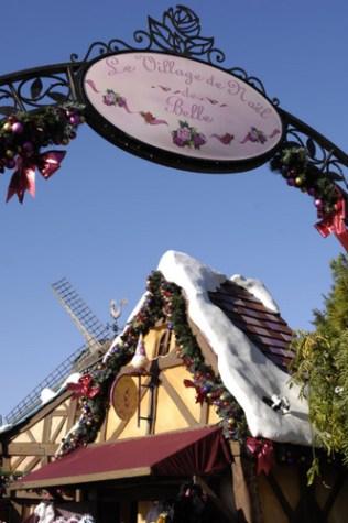A Vila de Natal da Bela