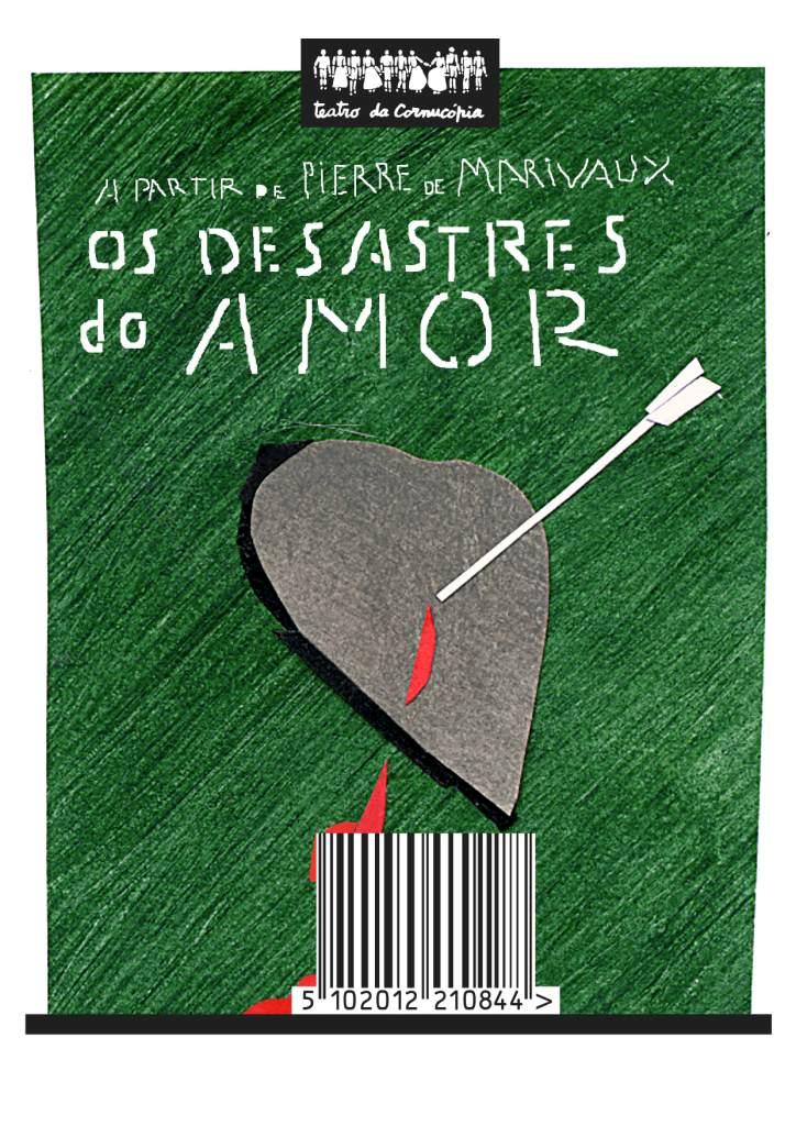 Cartaz - Os Desastres do Amor