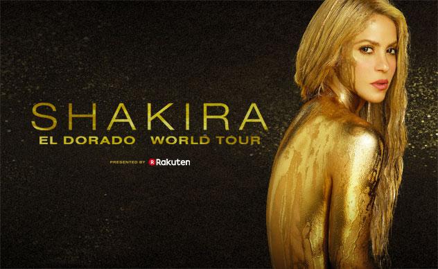 Atenção, fãs de Shakira! O furacão está de volta a Portugal!