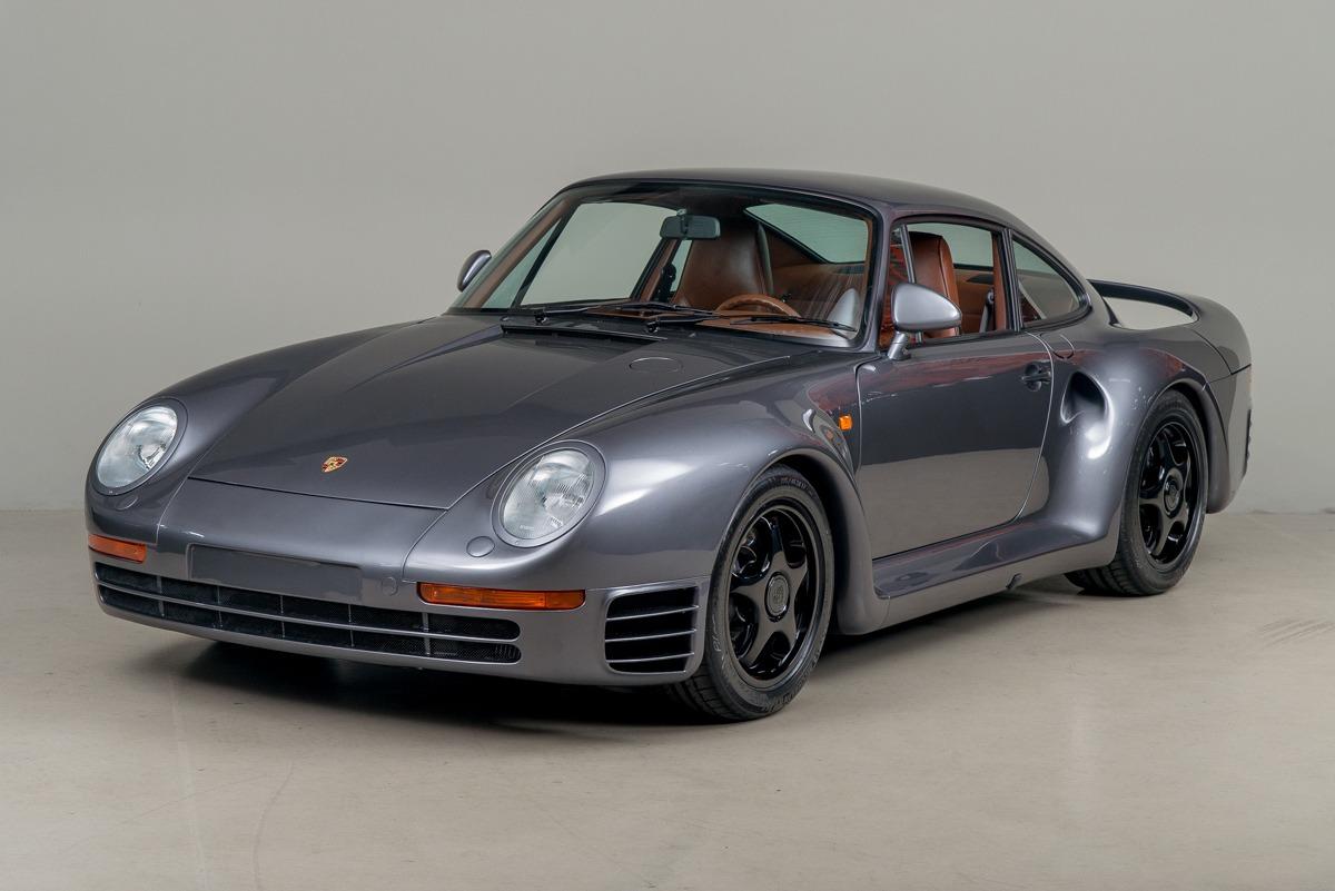 1988 Porsche 959 Canepa Gen Iii Canepa