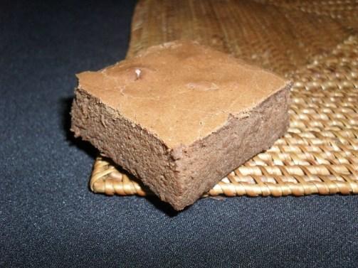 Gâteau mousse (ligne et plaisir)