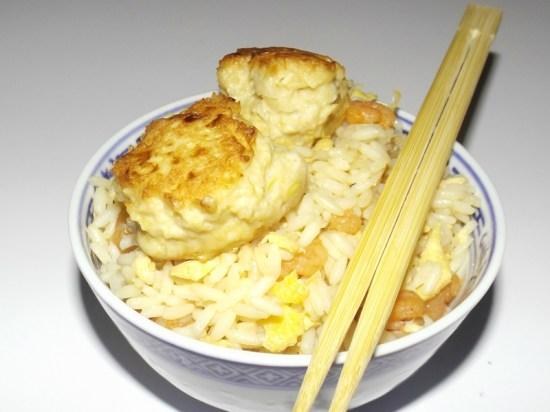 TSUKUNE ( Boulettes de poulet japonaises )3