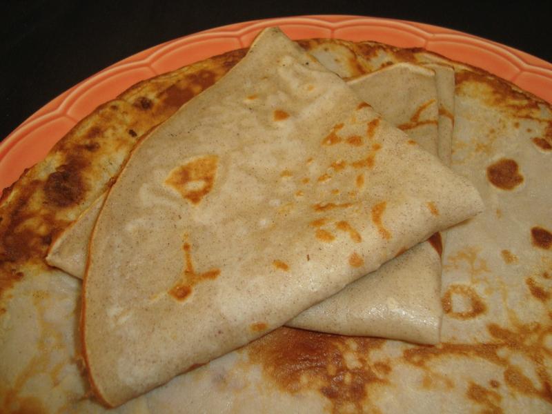 Crêpes de Sorgho ( sans gluten )2