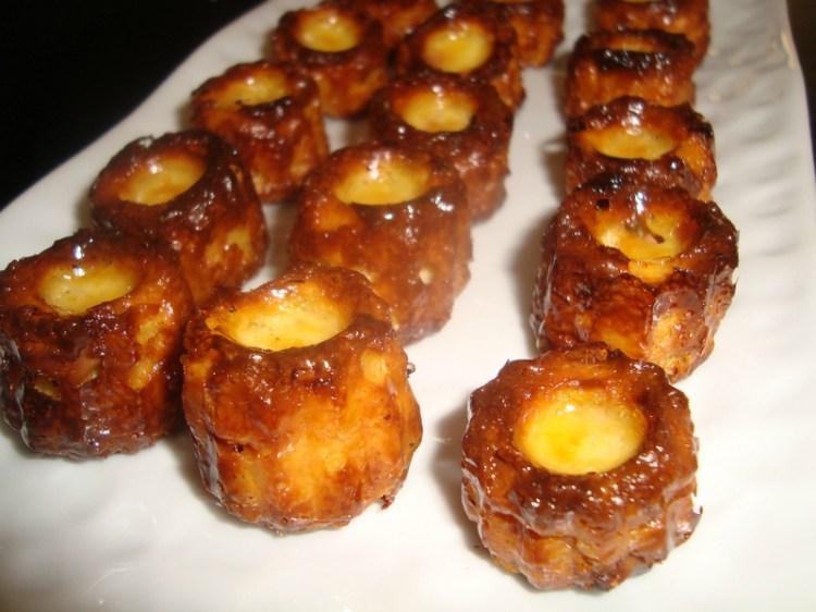 Mini-cannelés au foie gras4