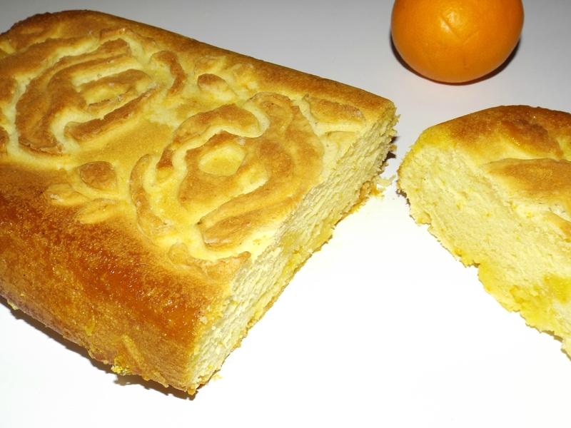 Cake à l'orange de Pierre Hermé2