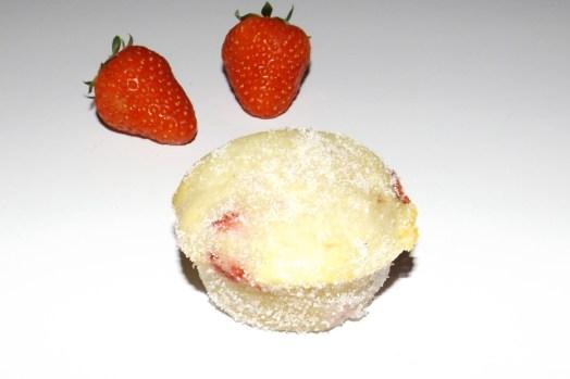 Doffins à la fraise