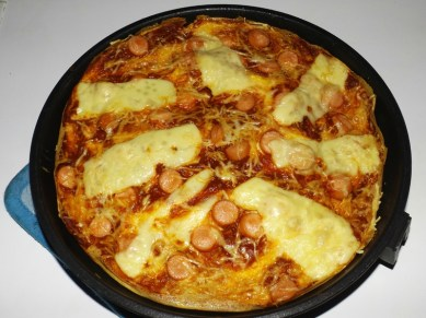 Pizza-omelette aux knackis2