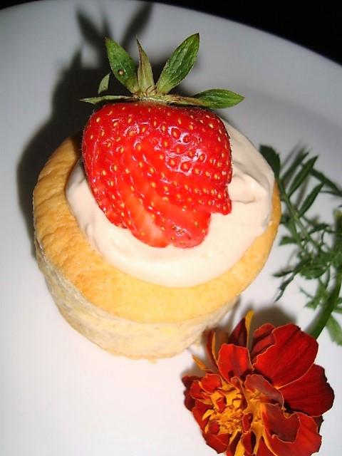 Vol au vent fraise, vanille et mascarpone2 (2)