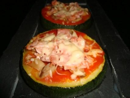 Pizza de courgette1