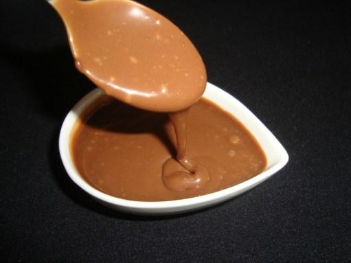 Sauce Nutella