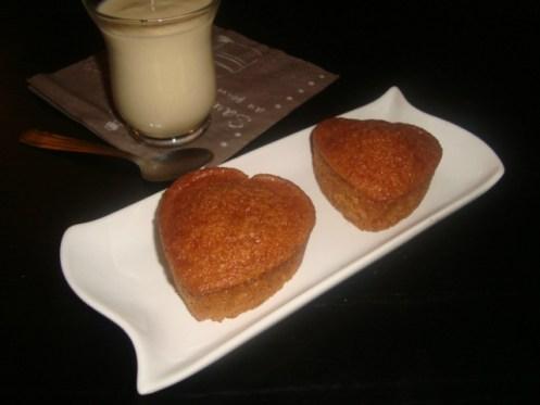 Moelleux au caramel au beurre salé