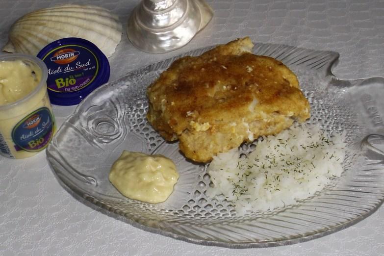 Cordon bleu de julienne au saumon fumé
