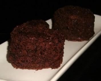 Mini moelleux chocolat courgette (3)