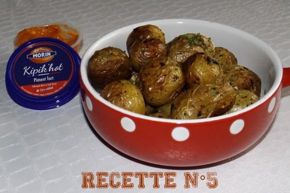 Recette 5 -- Pommes de terre rôties au four2