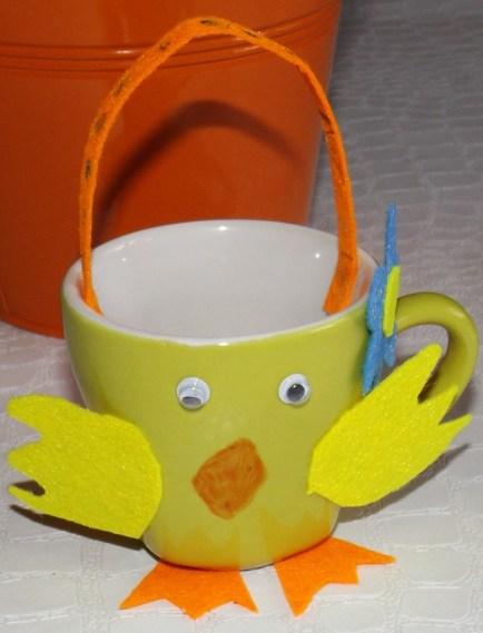 Tasse Poussin de Pâques2