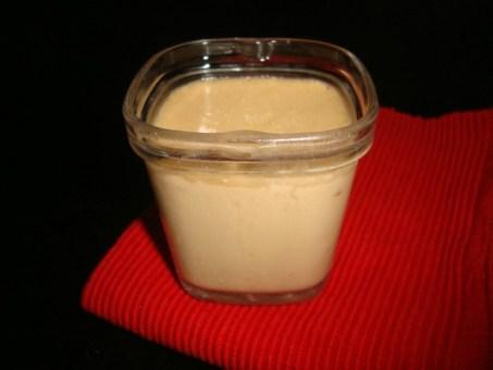 Crème au caramel au beurre salé à la multi-délices