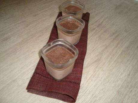 Petits pots de Nutella ( à la Multidélices )