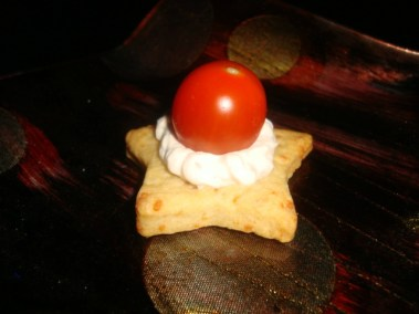 Etoiles salées à la crème de thon2