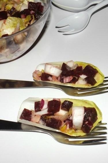 Salade d'endive et de betterave rouge2
