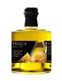 huile d'olive à l'orange