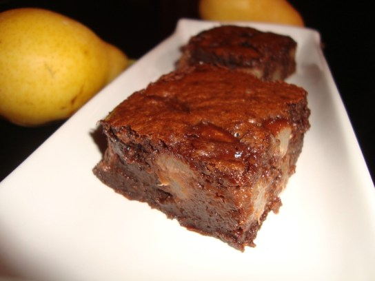 Brownie poire-chocolat2