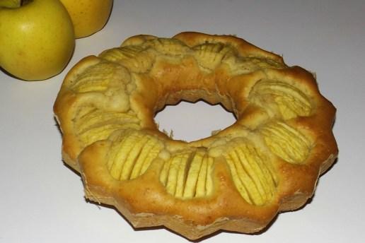 Gâteau aux pommes ( simple et rapide )