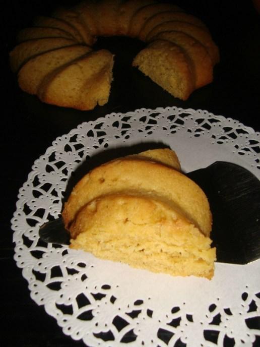 Gâteau moelleux à l'orange curd2