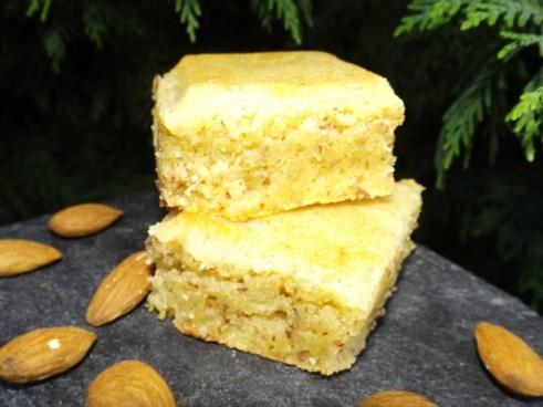 Le Namandier ( gâteau aux amandes )