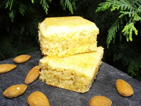 Le Namandier ( gâteau aux amandes )2