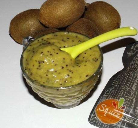 Compote de kiwi au gingembre (2)