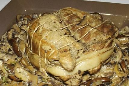 Rôti de veau aux champignons et au poivre de Sarawak2