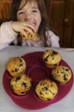 Muffins américains au coeur Nutella7