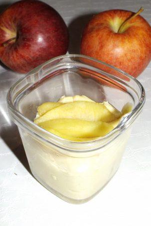 Flans pâtissiers aux pommes (Multidélices)2