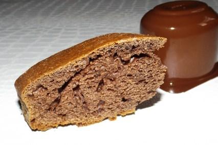 Gâteau Danette au chocolat noir (simple et rapide)