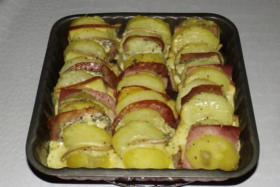 Tian de raclette