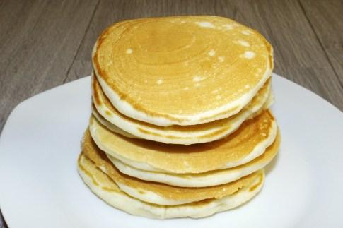 Pancakes épais et extra moelleux