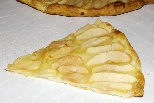 Tarte aux pommes à la cannelle (recette inratable express)