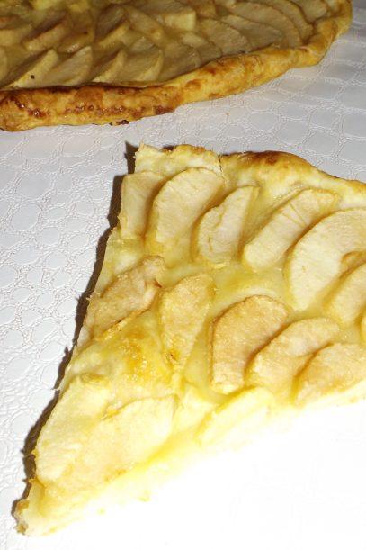 Tarte aux pommes à la cannelle (recette inratable express)2