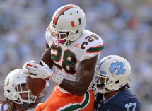 Miami Hurricanes Soul Win Over Unc