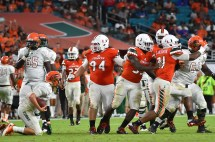 Miami Hurricanes Five Names 2017