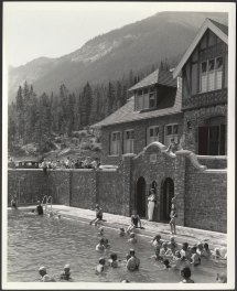 Historic Of Early Tourism In Banff National Park