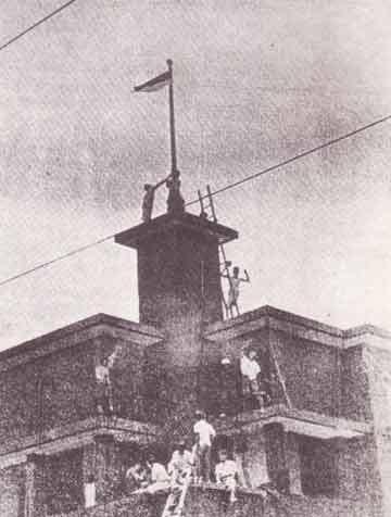 Insiden Bendera Di Puncak Hotel Yamato Disebut Juga Peristiwa Tunjungan Karena : insiden, bendera, puncak, hotel, yamato, disebut, peristiwa, tunjungan, karena, Insiden, Hotel, Yamato,, Tunjungan,, Surabaya, Cangkrukan, Bareng