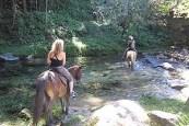 Horseback Riding at the Cangrejal River